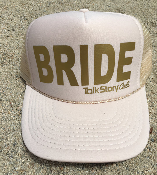 BRIDE Trucker Hats