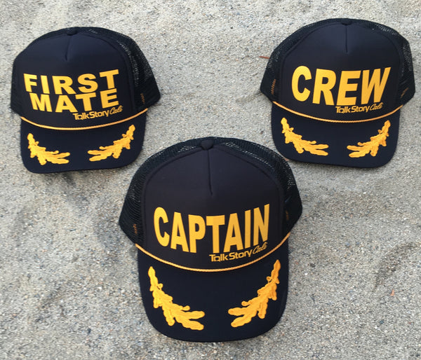 FIRST MATE Trucker Hat