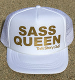 SASS QUEEN Trucker hats