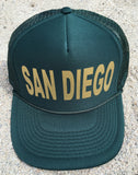 SAN DIEGO City Collection Hats