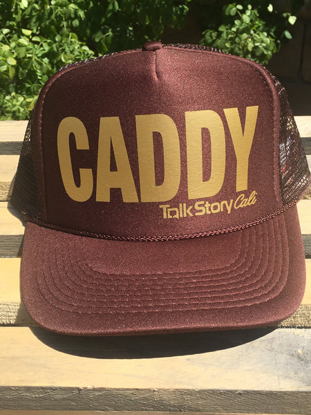 CADDY Trucker hats