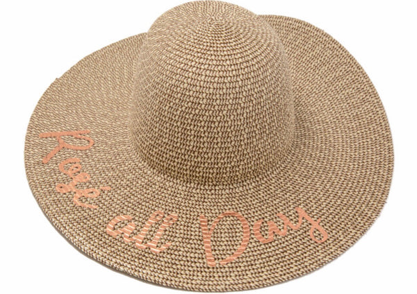 Rose' All Day Sun Hat