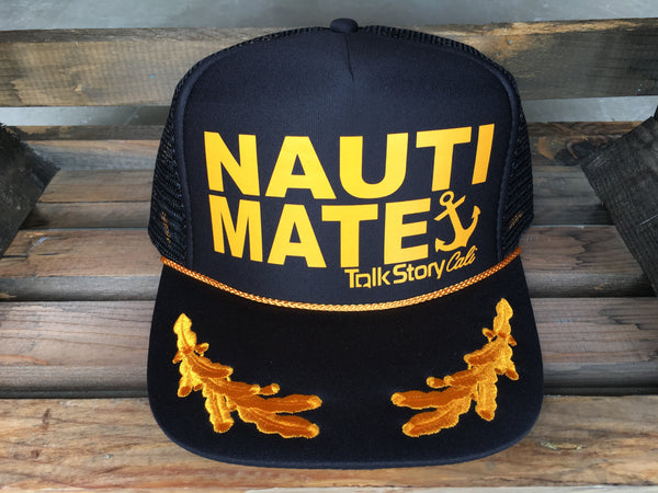 NAUTI Mate Trucker hats