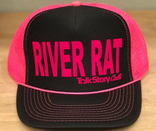 RIVER RAT Trucker Hats