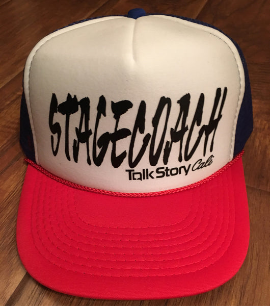 STAGECOACH Trucker Hats