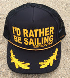 I'D RATHER BE SAILING Hats