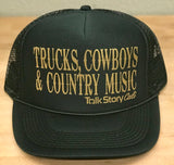 TRUCKS COWBOYS & COUNTRY MUSIC