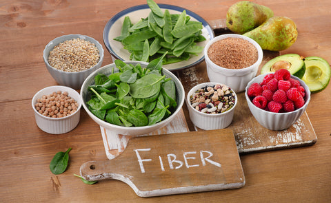 Fibre for a healthy diet