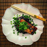 honey soy salmon healthy dinner recipe