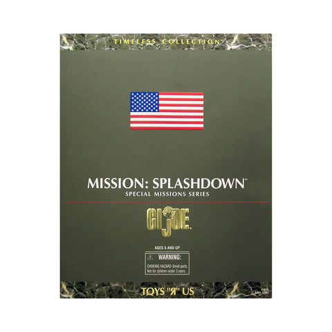 G.I. Joe Mission Splashdown