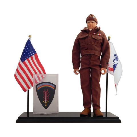 G.I. Joe Historical Commanders Edition General Dwight D. Eisenhower (loose)