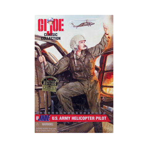 G.I. Joe Classic Collection G.I. Jane U.S. Army Helicopter Pilot