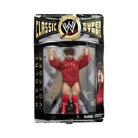 Classic WWE Superstars Nikolai Volkoff