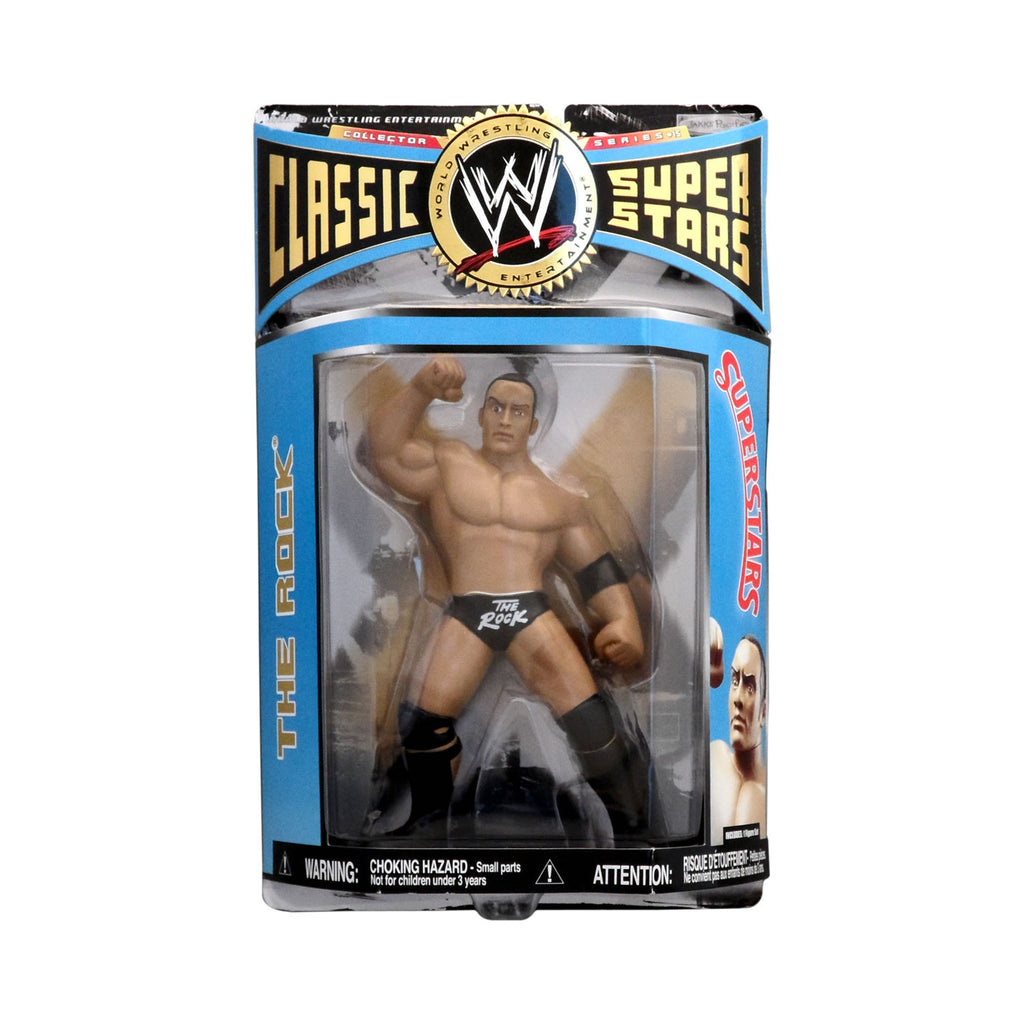 Classic WWE Superstars Series 15 The Rock