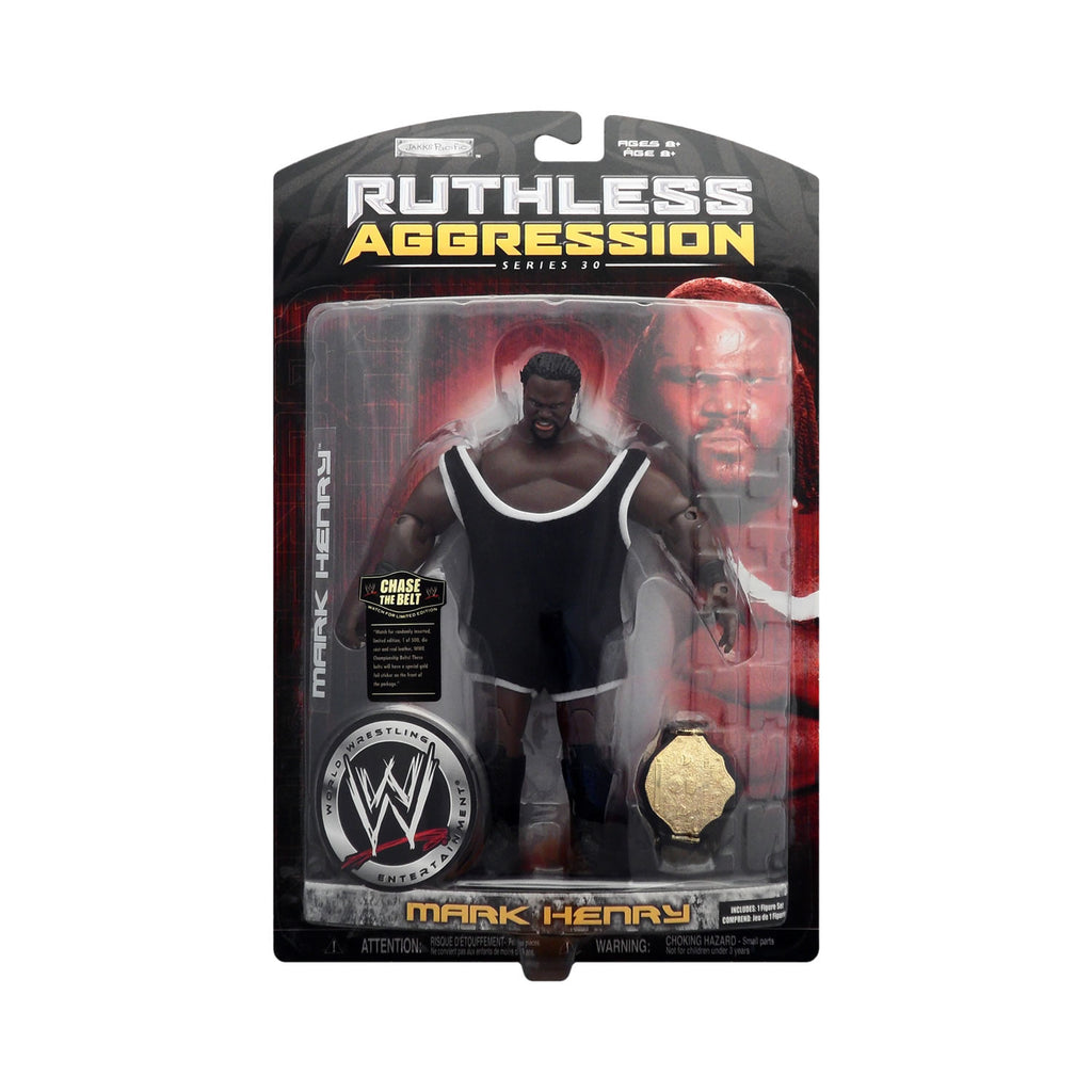 WWE Ruthless Aggression Series 30 Mark Henry