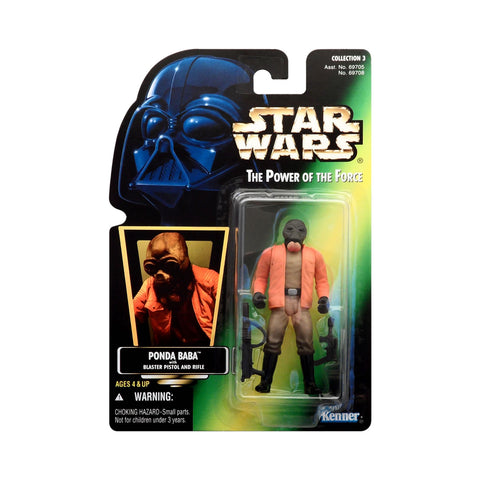 Star Wars: Power of the Force Ponda Baba (hologram card)
