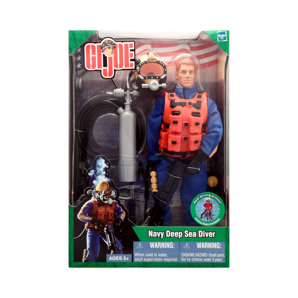 G.I. Joe Navy Deep Sea Diver