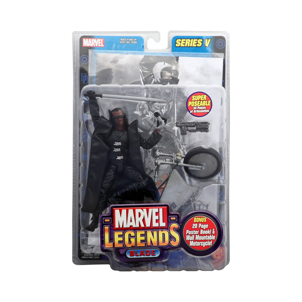 Marvel Legends Series V Blade