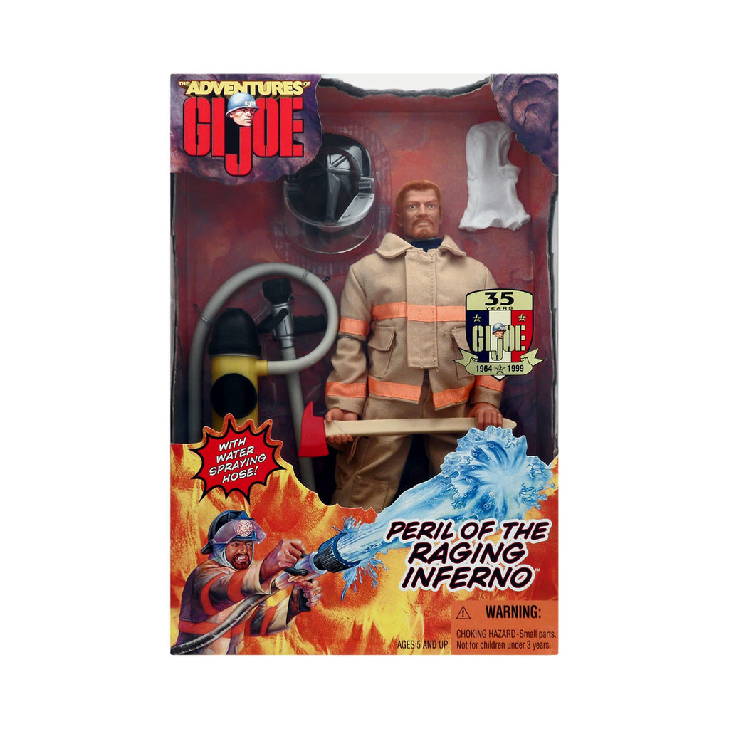 Adventures of G.I. Joe Peril of the Raging Inferno
