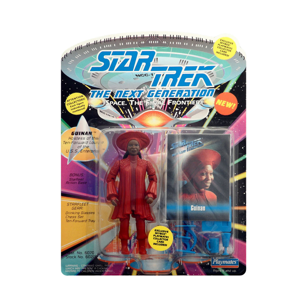 Guinan from Star Trek: The Next Generation