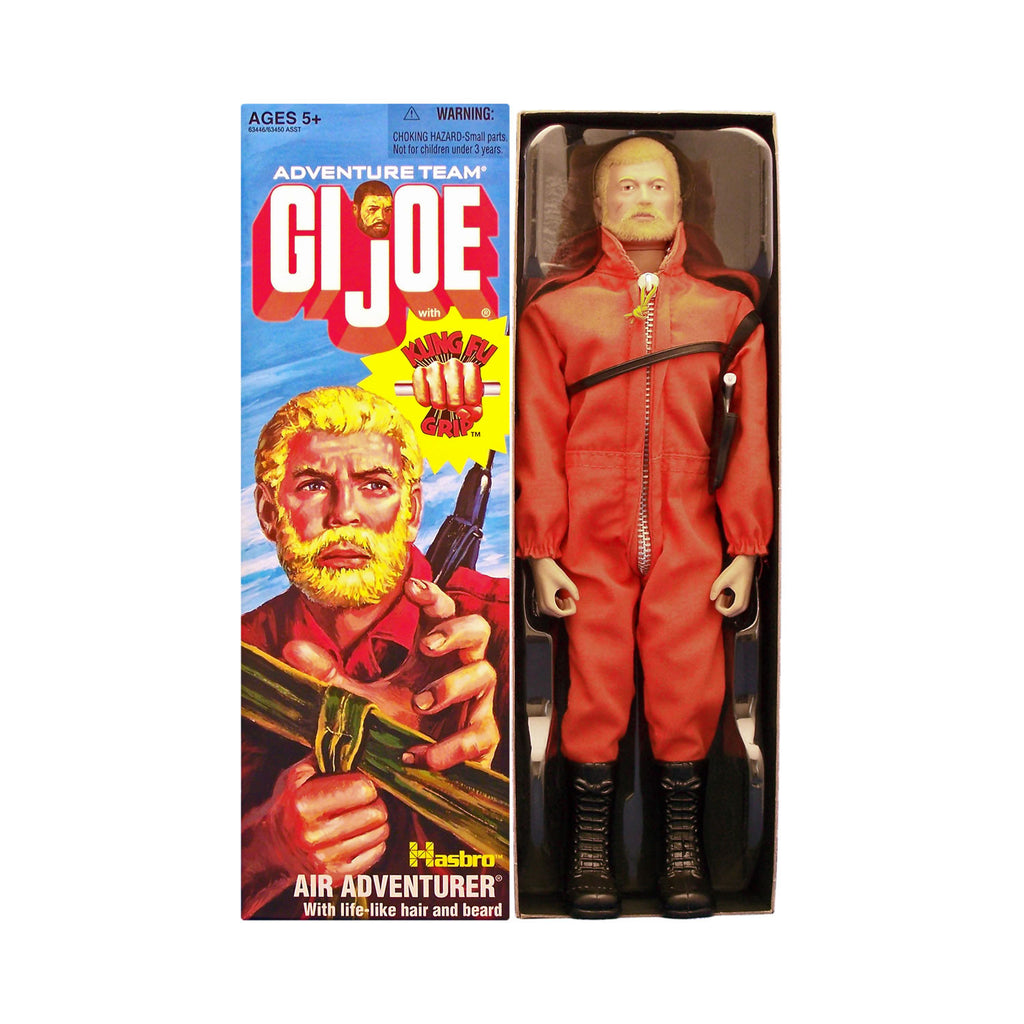G.I. Joe Adventure Team Air Adventurer, 2006