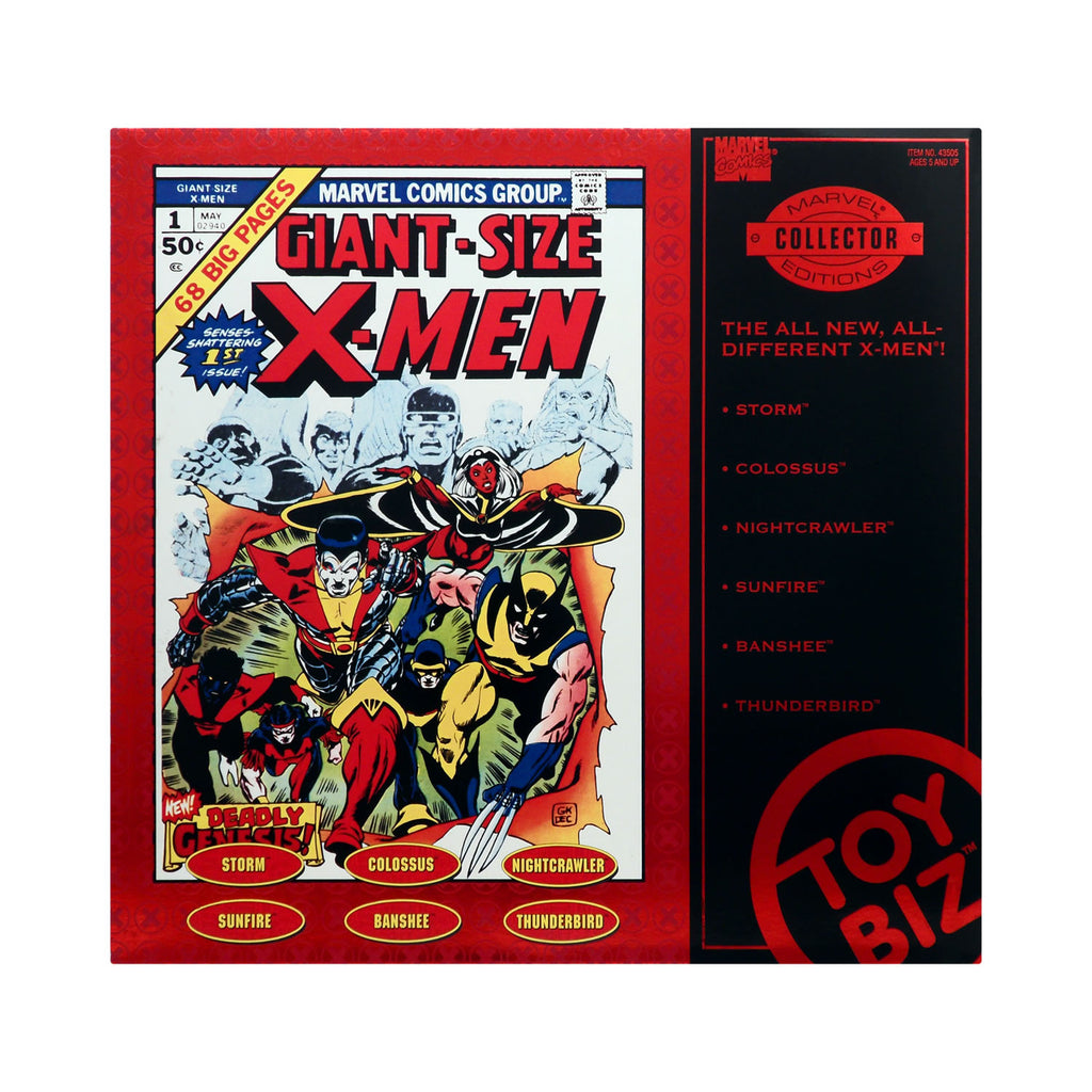 Giant Size X-Men Collectors' Set
