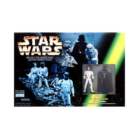 Star Wars Escape the Death Star Action Figure Game