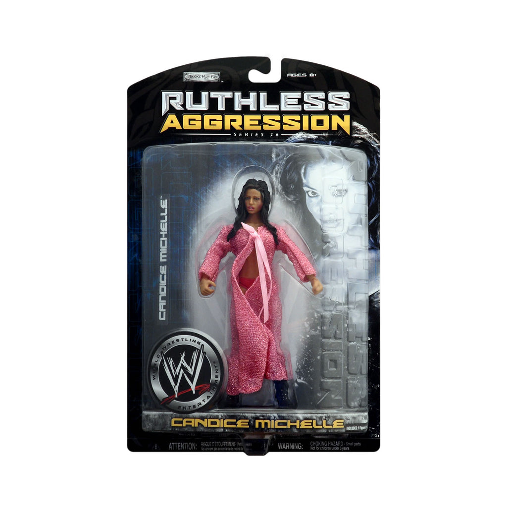 WWE Ruthless Aggression Series 26 Candice Michelle