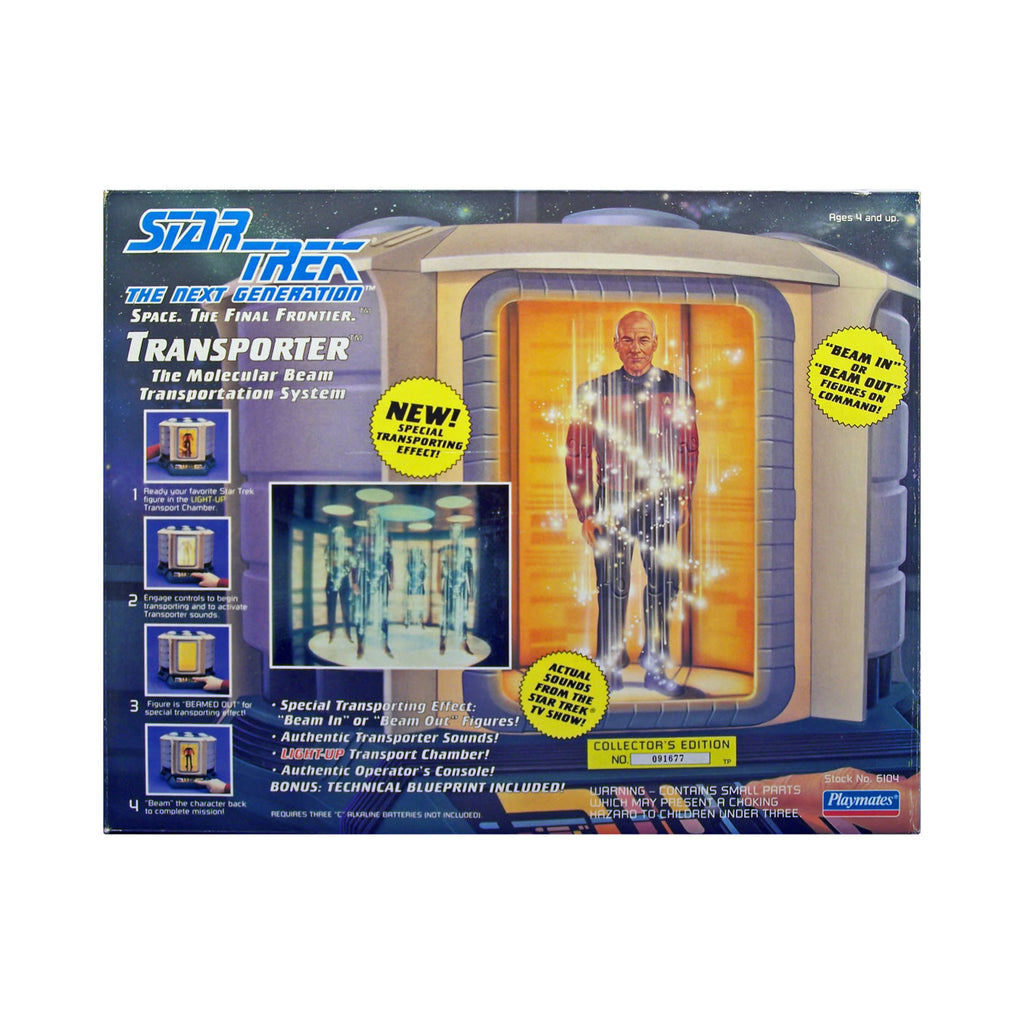 Transporter Playset from Star Trek: The Next Generation