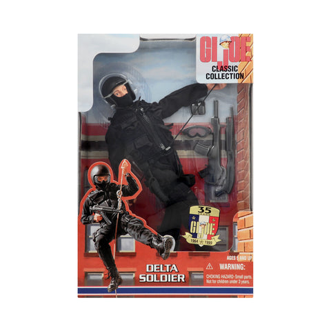 G.I. Joe Classic Collection Delta Soldier
