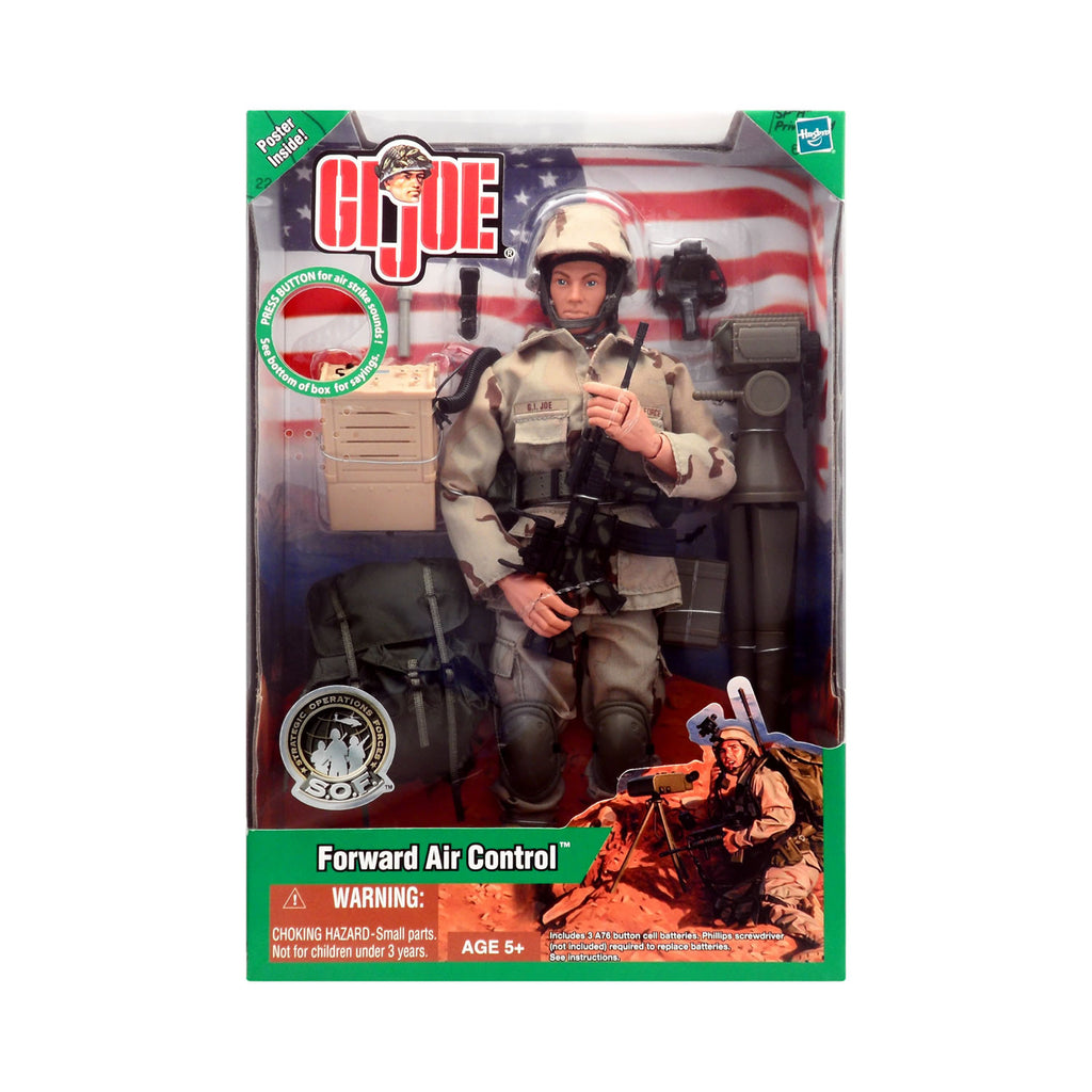 G.I. Joe Forward Air Control