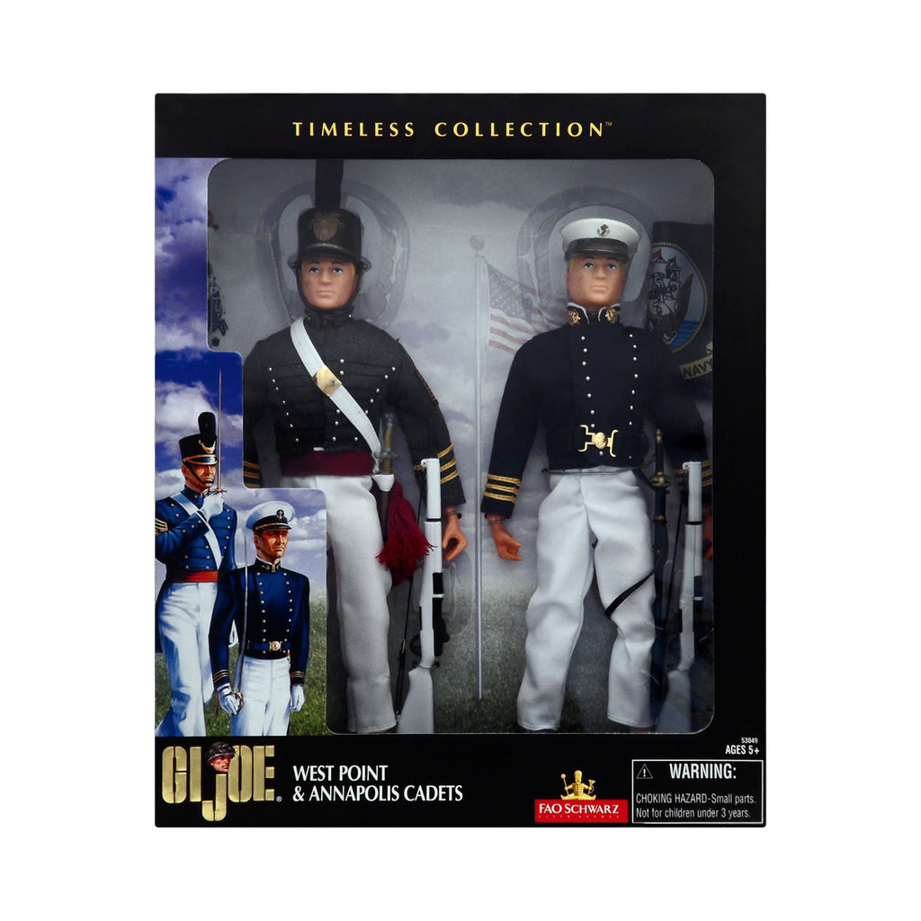 G.I. Joe West Point & Annapolis Cadets FAO Schwarz Exclusive