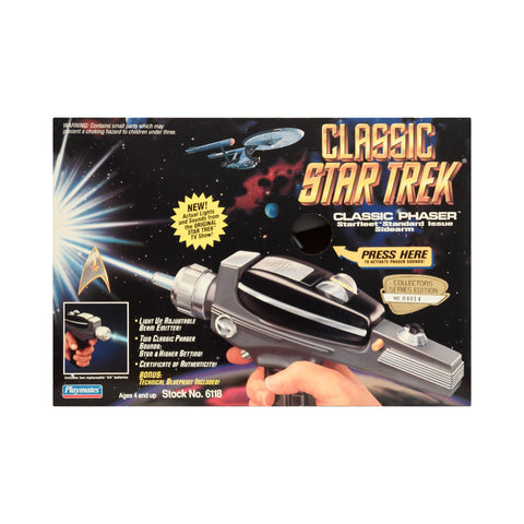 Classic Phaser from Classic Star Trek