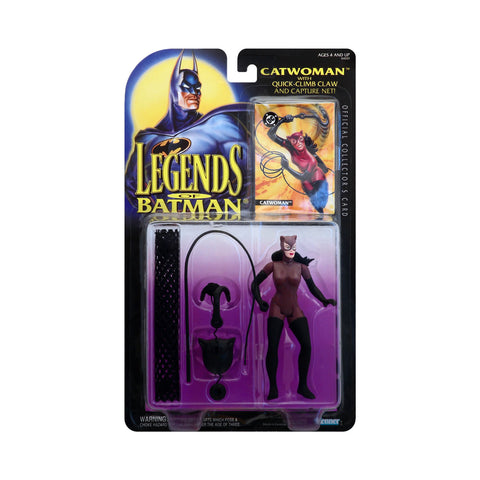 Catwoman from Legends of Batman