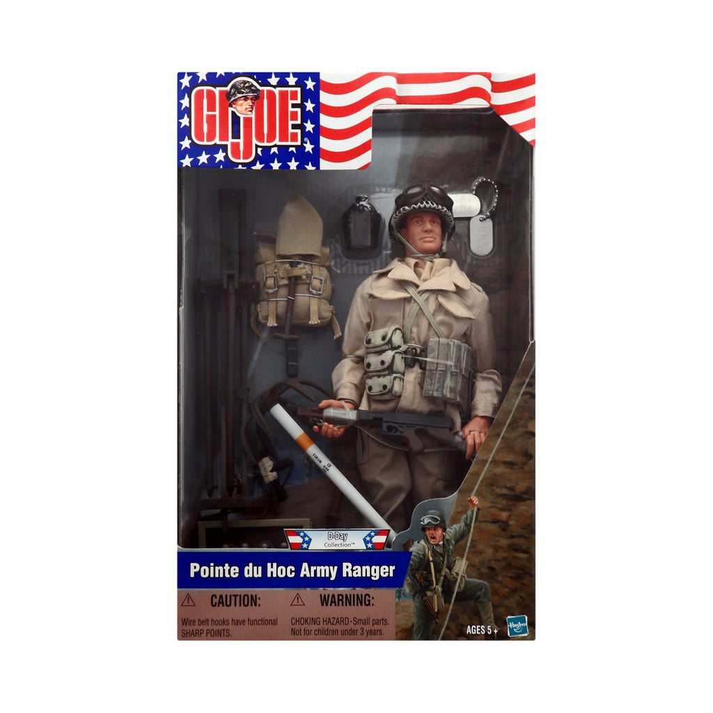 G.I. Joe Pointe du Hoc Army Ranger