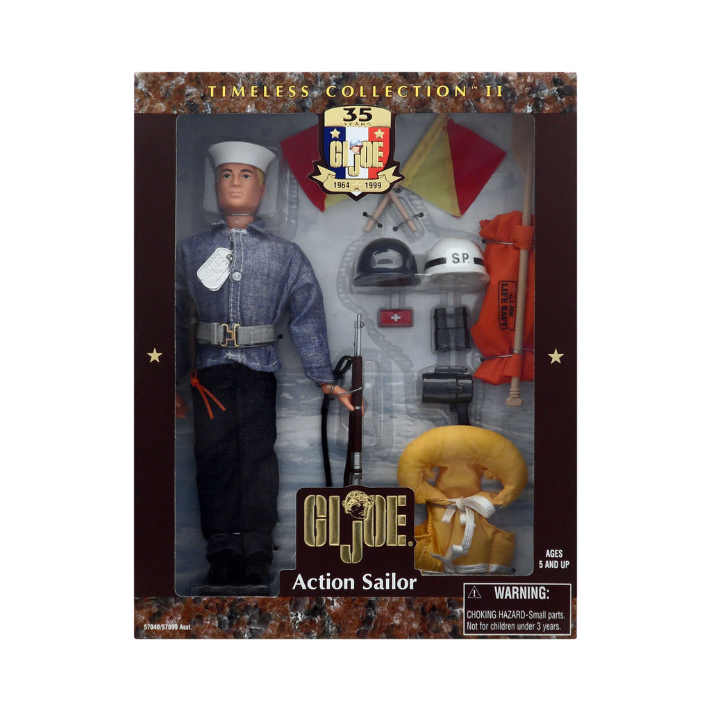 G.I. Joe Timeless Collection II Action Sailor