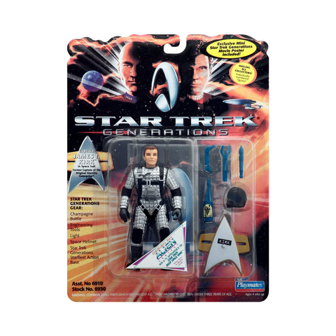 Captain James T. Kirk in Space Suit from Star Trek: Generations