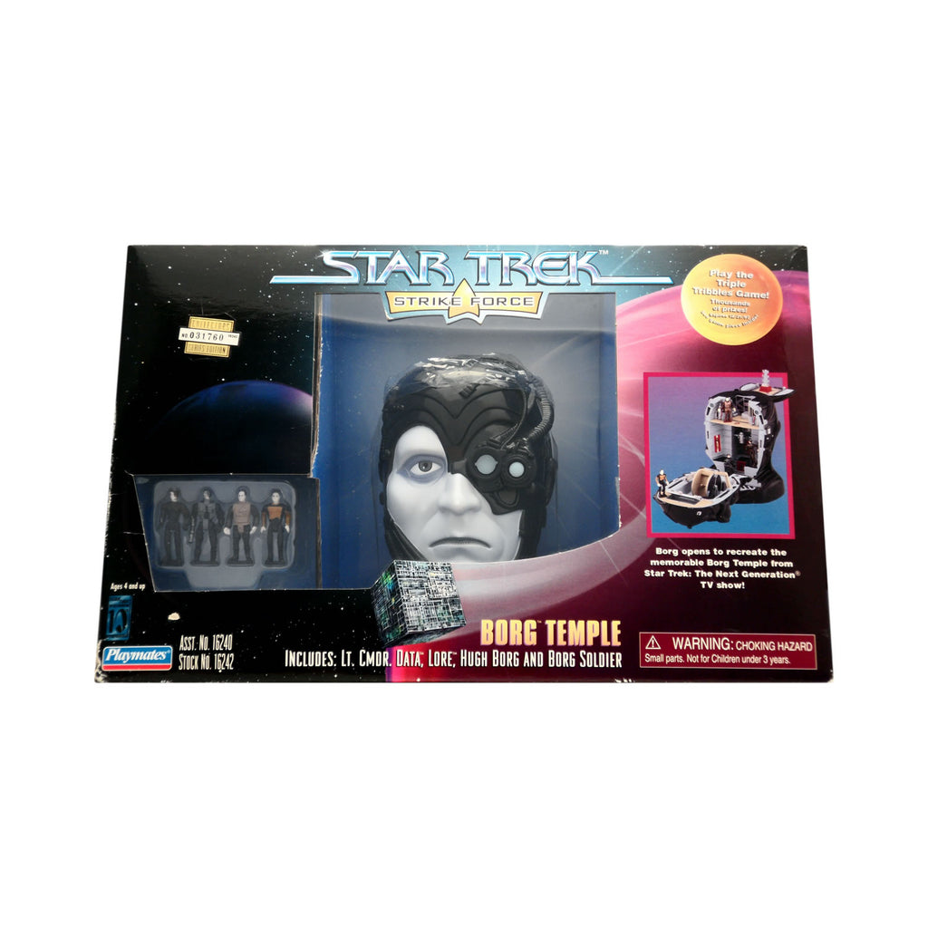 Star Trek: Strike Force Borg Temple