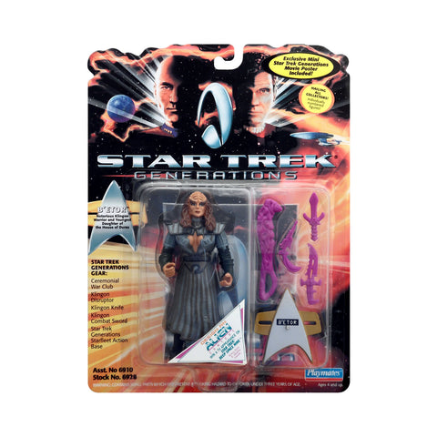 B'Etor from Star Trek: Generations