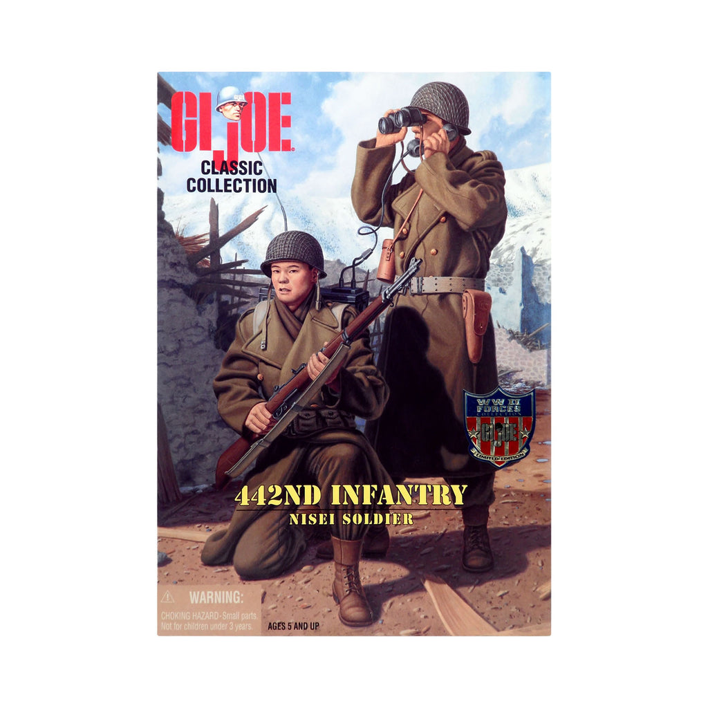G.I. Joe 442nd Infantry Nisei Soldier