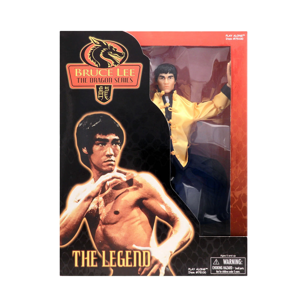 "Bruce Lee ""The Legend"" from Bruce Lee: The Dragon Series"