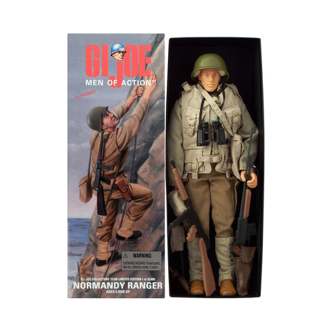 Collectors' Club Limited Edition G.I. Joe Normandy Ranger