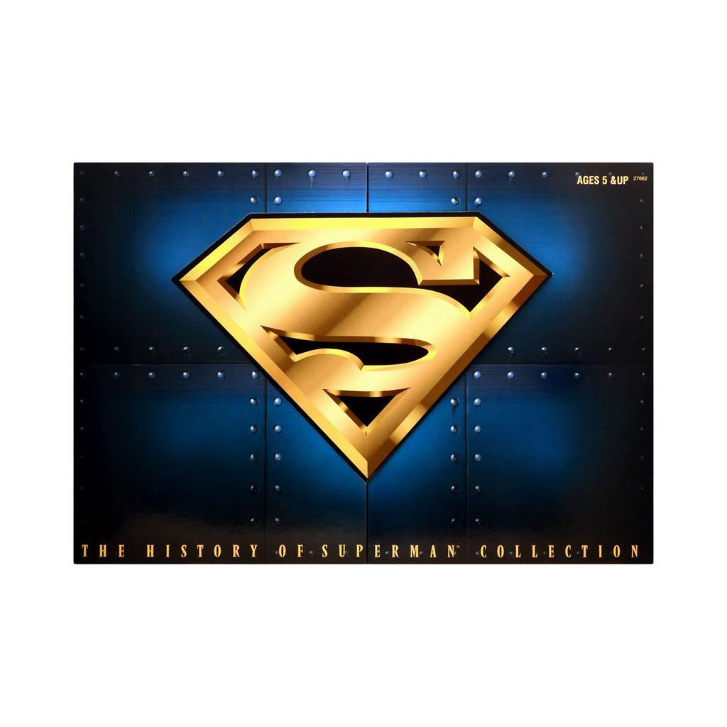 The History of Superman FAO Schwarz Exclusive Set