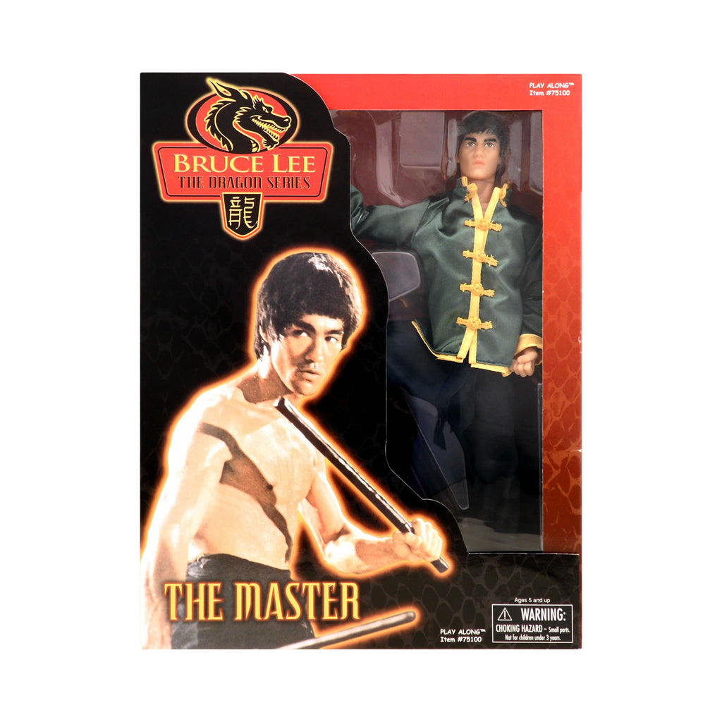 "Bruce Lee ""The Master"" from Bruce Lee: The Dragon Series"