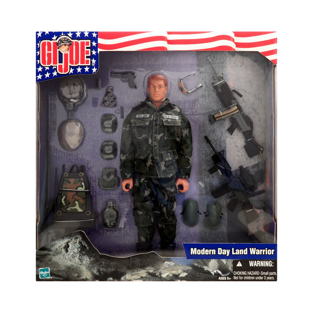 G.I. Joe Modern Day Land Warrior