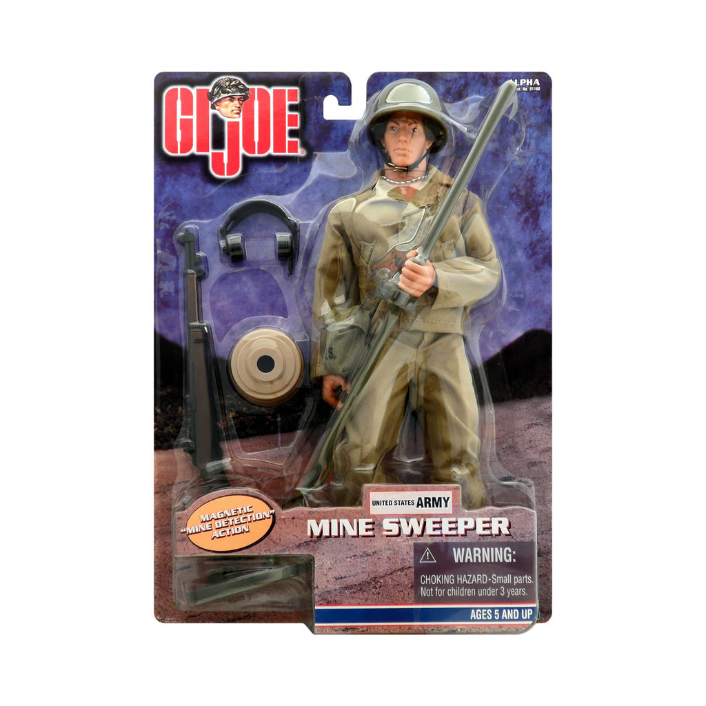G.I. Joe United States Army Mine Sweeper