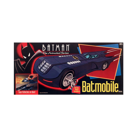 Batmobile from Batman: The Animated Series
