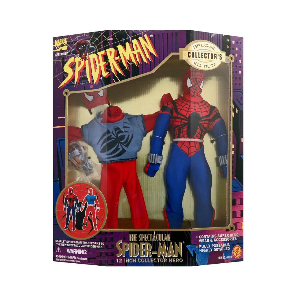 "Special Collector's Edition 12"" Spectacular Spider-Man"