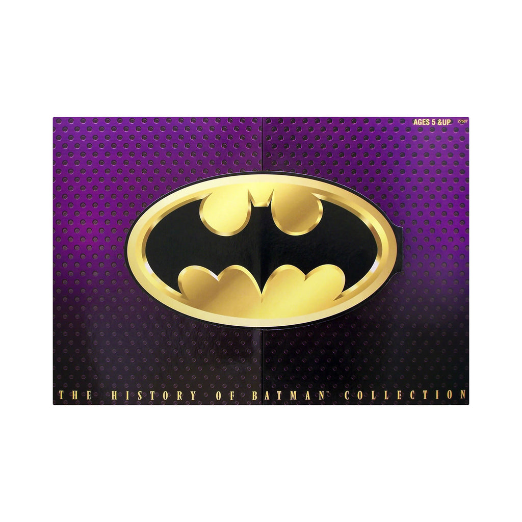 The History Of Batman Fao Schwarz Exclusive Set Action Figures And