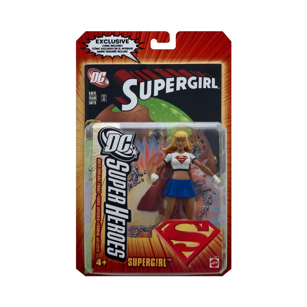 DC Superheroes Series 2 Supergirl
